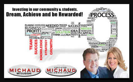 Michaud Mitsubishi Keys to Success Program
