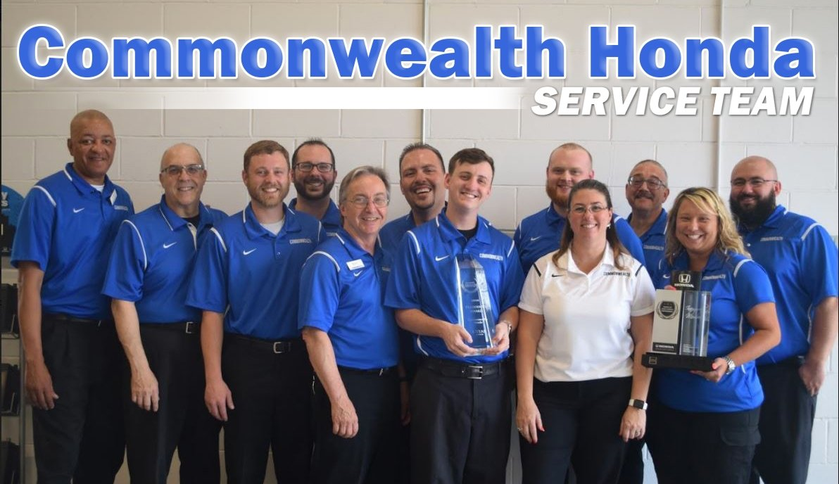 commonwealth honda service