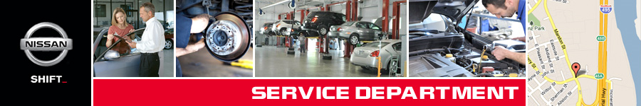 commonwealth nissan service