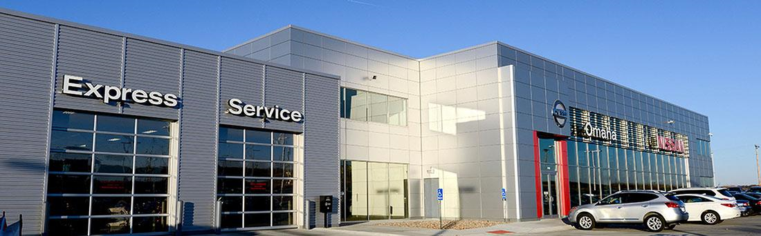 nissan of omaha service department
