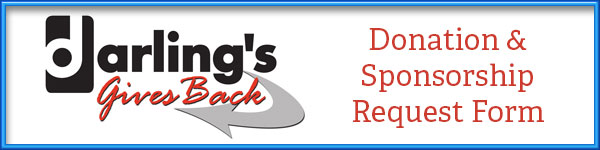 darling's gives back sponsorship donation request form