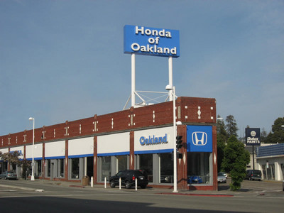 about honda of oakland in oakland ca