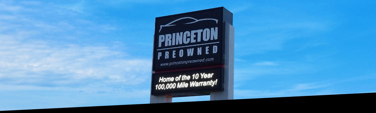 princeton pre-owned