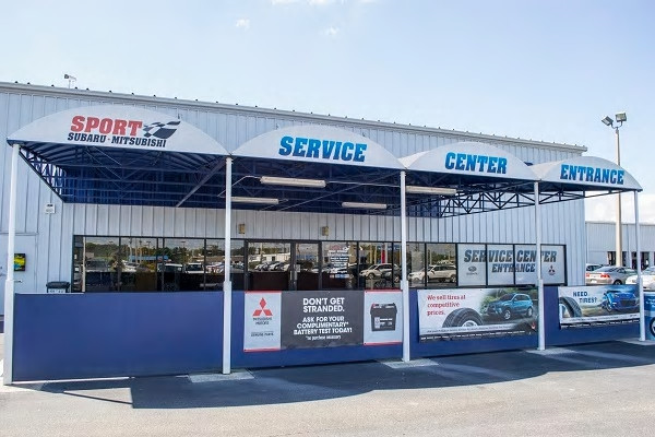 sport mitsubishi service and parts