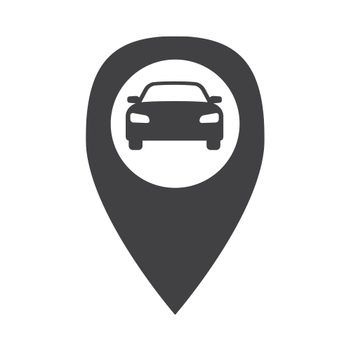 pickup and delivery icon