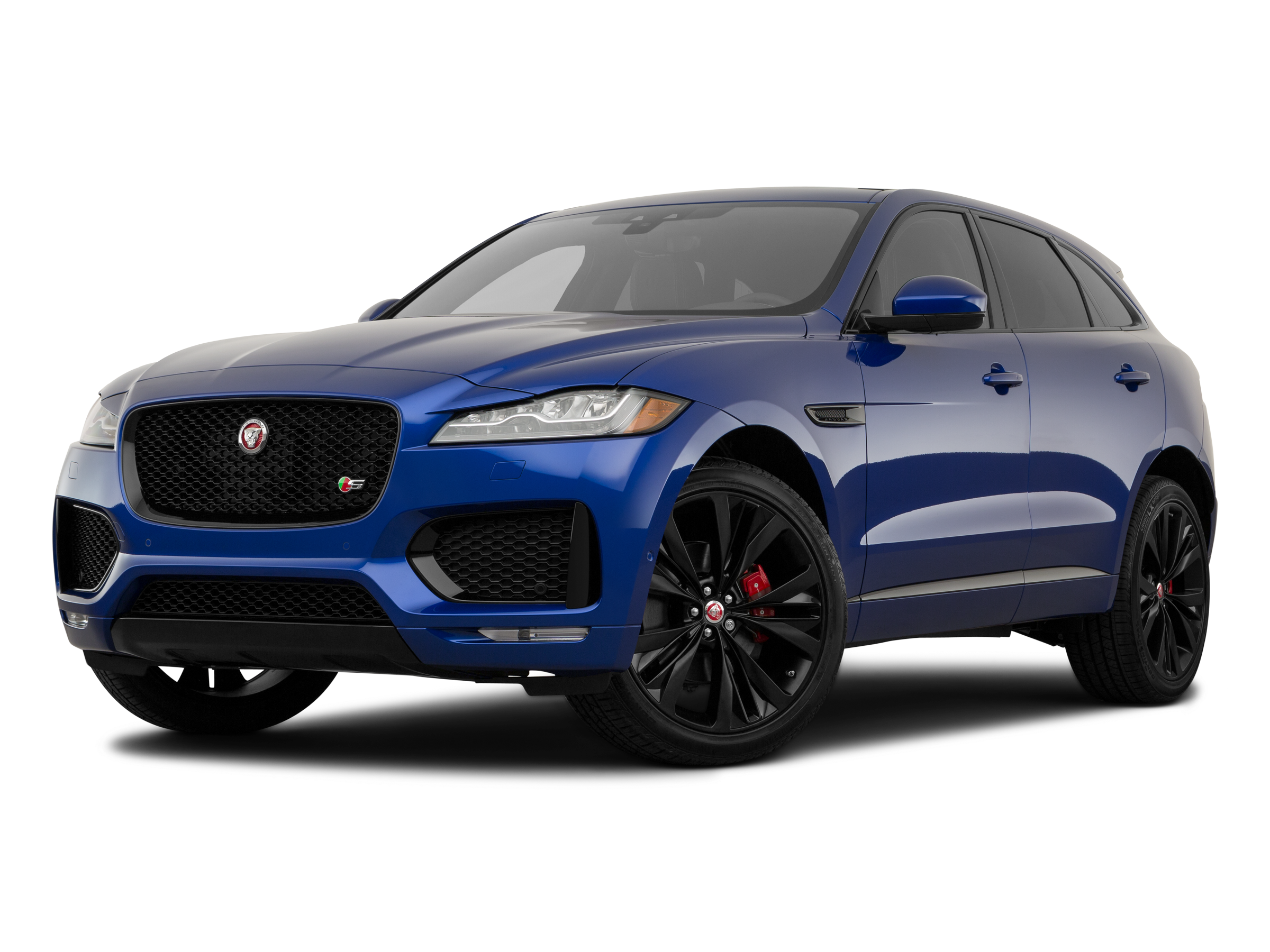 2020 F-PACE