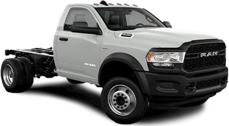 2022 RAM 4500 Chassis Cab