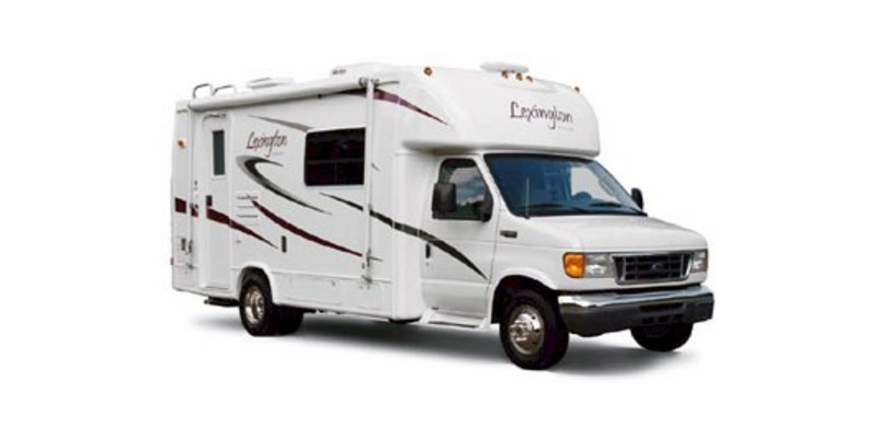 2008 Forest River Lexington 300SS