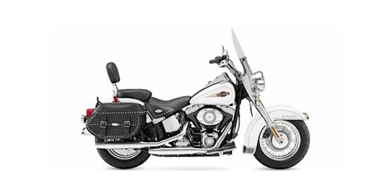 2008 Harley-davidson Softail Heritage Softail® Classic