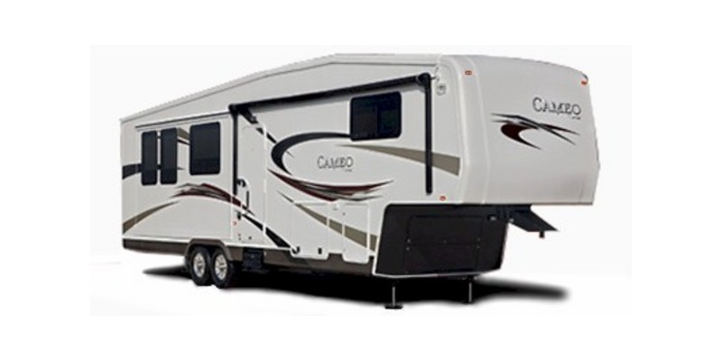 2011 Carriage Cameo 36FWS