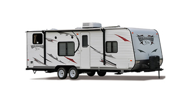 2013 Forest River Wildwood X-Lite 281BH