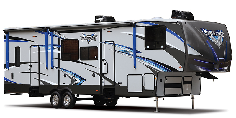 2017 Forest River Vengeance 320A