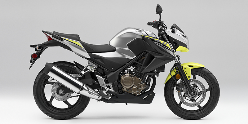 New 2017 Honda CB300F ABS Motorcycles for sale in