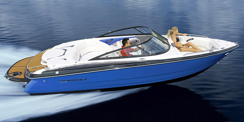 2022 Monterey boat for sale, model of the boat is 224FS & Image # 12 of 12