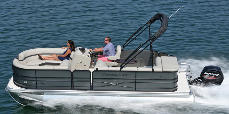 2022 Berkshire Pontoons boat for sale, model of the boat is 20CL LE & Image # 9 of 9