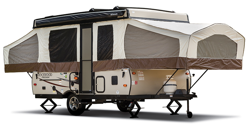 2019 Forest River Rockwood Freedom 2280 Thumbnail