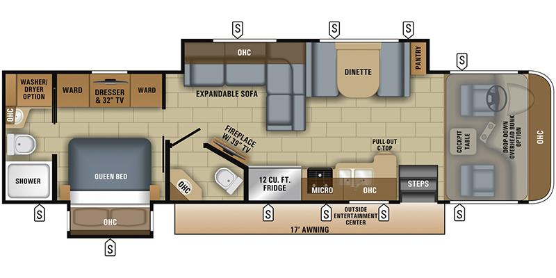 2018_jayco_precept_floorplan