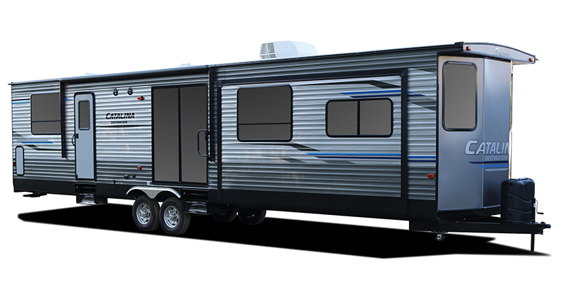 2020 Coachmen Catalina Destination 33FKDS
