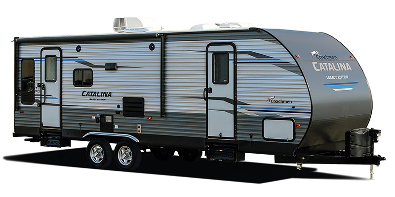 2020 Coachmen Catalina Legacy Edition 343BHTS