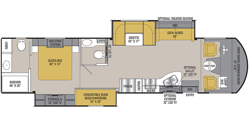 2019_coachmen_mirada_floorplan