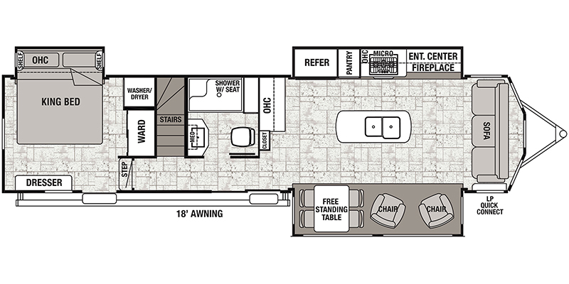 2019_forest_river_cedar_creek_cottage floorplan