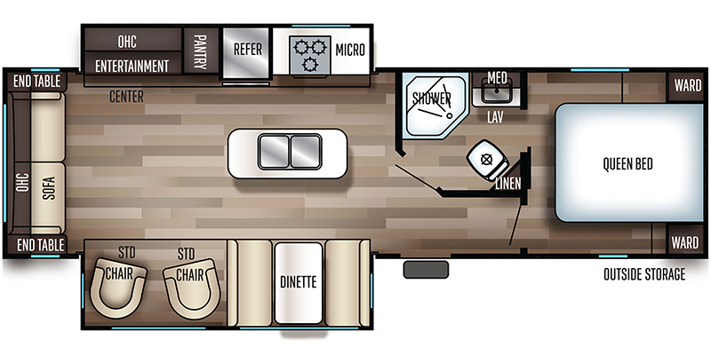 2019_forest_river_cherokee floorplan