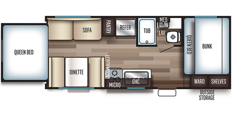 2019_forest_river_cherokee_grey_wolf floorplan