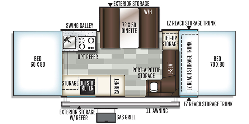 2019_forest_river_rockwood_premier floorplan