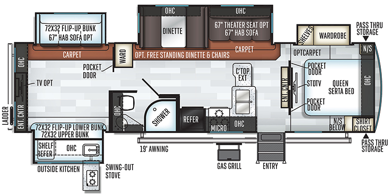 2019_forest_river_rockwood_signature_ultra_lite_floorplan