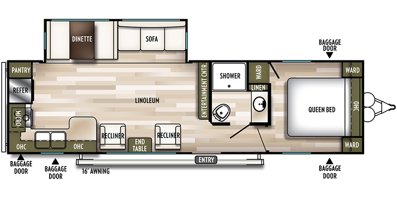 2019_forest_river_salem floorplan
