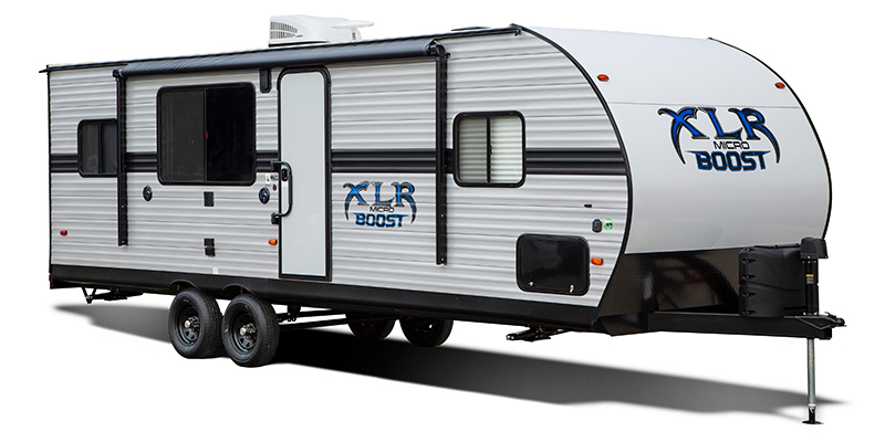 2020 Forest River XLR Micro Boost 25LRLE