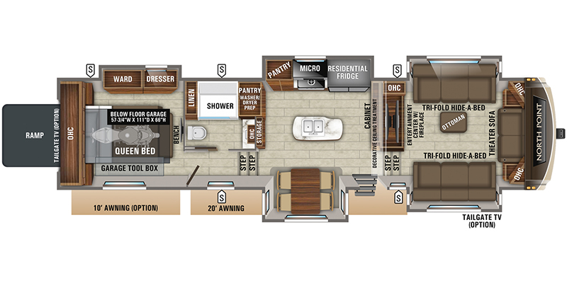 2019 Jayco North Point 385thws Contact Us For Location
