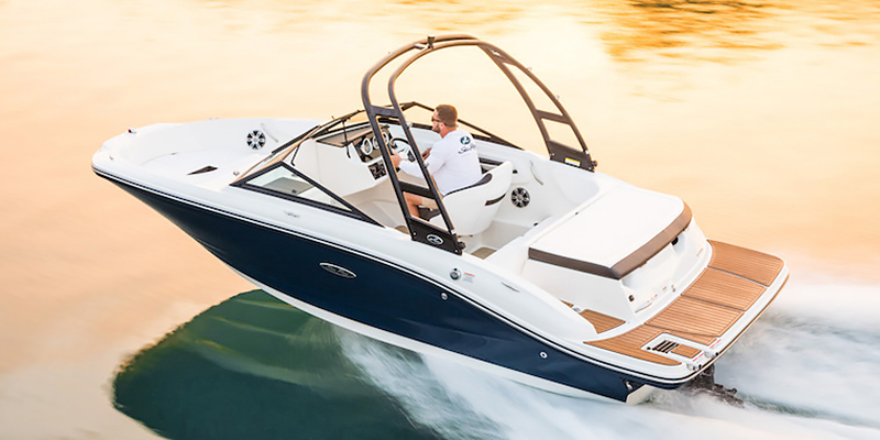 2022 Sea Ray boat for sale, model of the boat is 190SPX & Image # 7 of 7