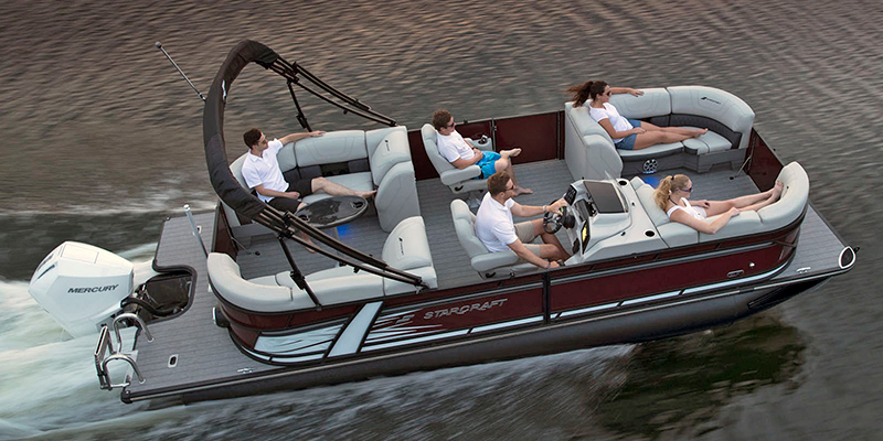 2022 Starcraft boat for sale, model of the boat is SLS 3 & Image # 4 of 4