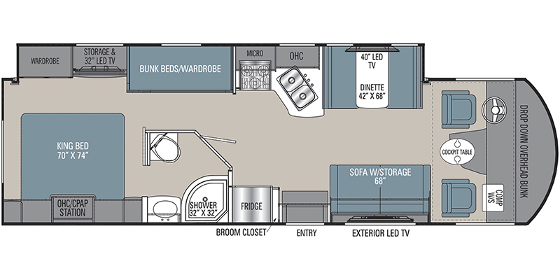 2021_coachmen_pursuit_floorplan