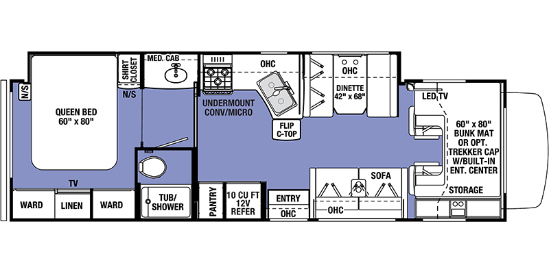 2020_forest_river_sunseeker_floorplan
