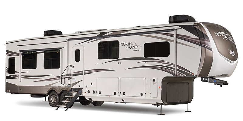 2020 Jayco North Point 387FBTS