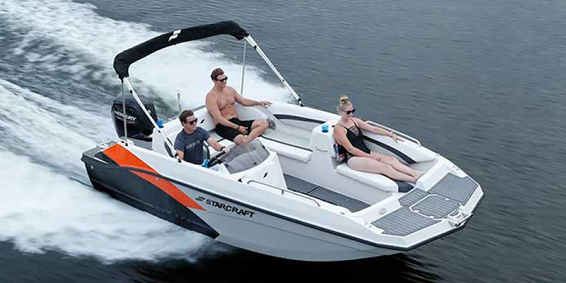 2021 Starcraft boat for sale, model of the boat is SVX 171 OB & Image # 3 of 3