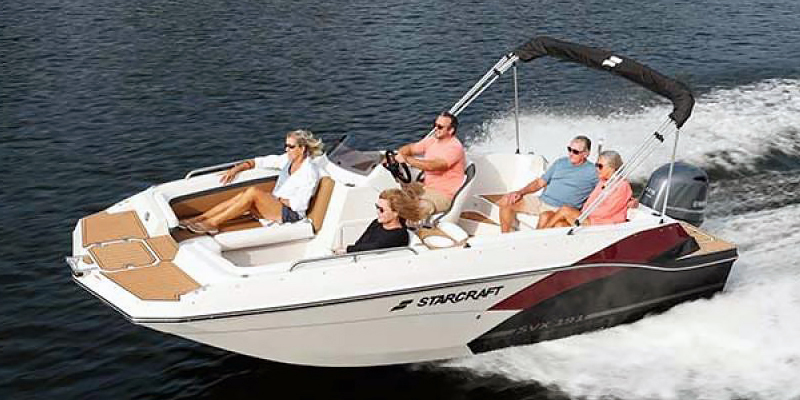 2021 Starcraft boat for sale, model of the boat is SVX 191 OB & Image # 19 of 19