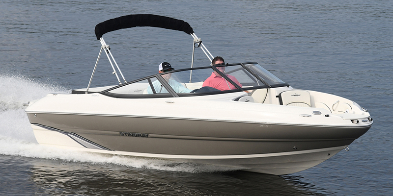 2022 Stingray boat for sale, model of the boat is 208LR & Image # 13 of 13