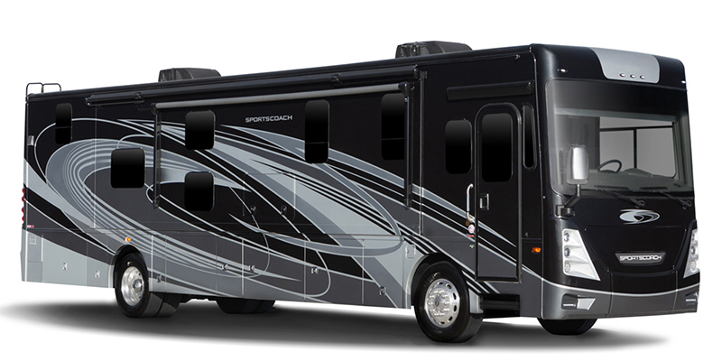 2021 Coachmen Sportscoach RD 403QS