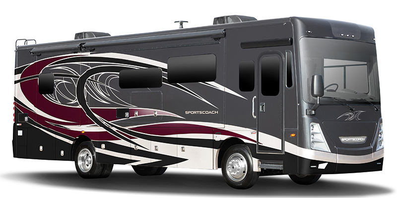 2021 Coachmen Sportscoach SRS 354QS