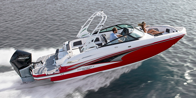 2021 Monterey boat for sale, model of the boat is M65 & Image # 12 of 12