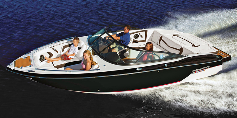 2022 Monterey boat for sale, model of the boat is 238SS & Image # 15 of 15