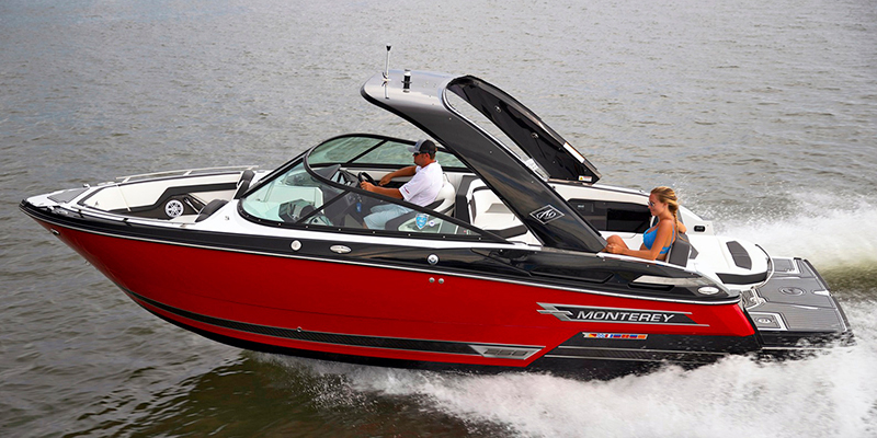 2022 Monterey boat for sale, model of the boat is 258SS & Image # 18 of 18