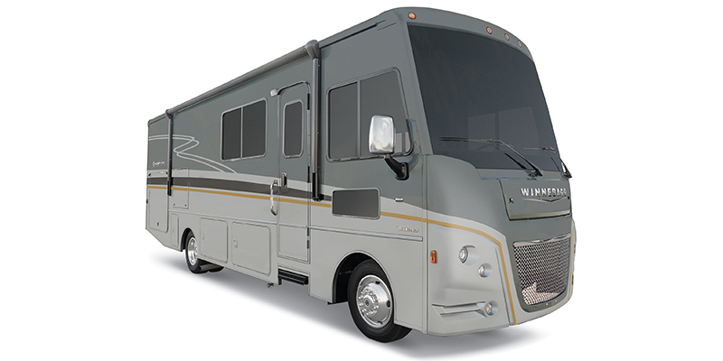 2022 Winnebago Adventurer 27N