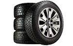 Buy 4 In Stock Tires