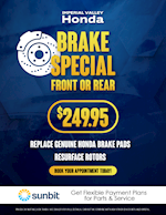 Brake Special Front or Rear