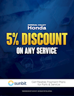 5% Discount on ANY Service