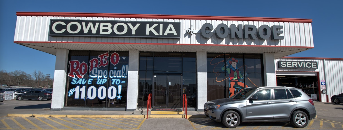 About Our New & Used Kia Dealership Serving Conroe, Huntsville, Spring, Cypress, And The Woodlands, TX!